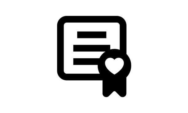 Skriv bedre tekster - ikon