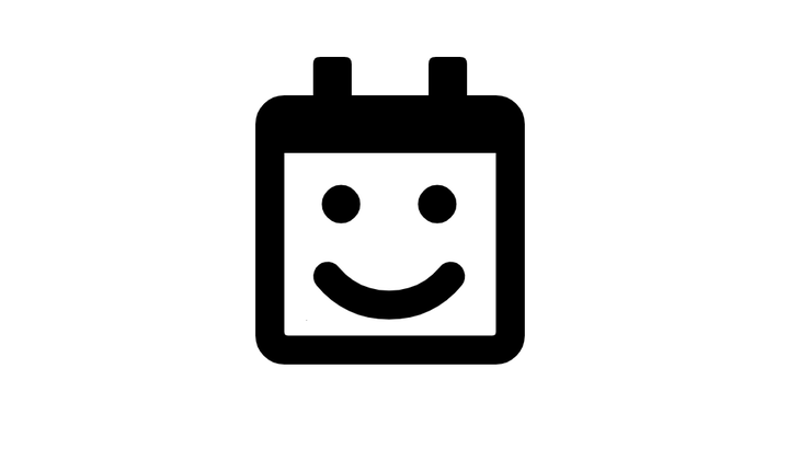 Skriv gode kalenderomtaler - ikon