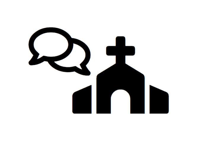 Relevans: kirken som samtalepartner - ikon