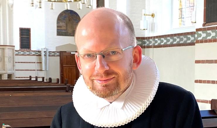 sognepræst Thomas Hårbøl