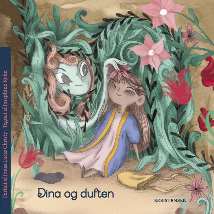 Dina og duften - bog