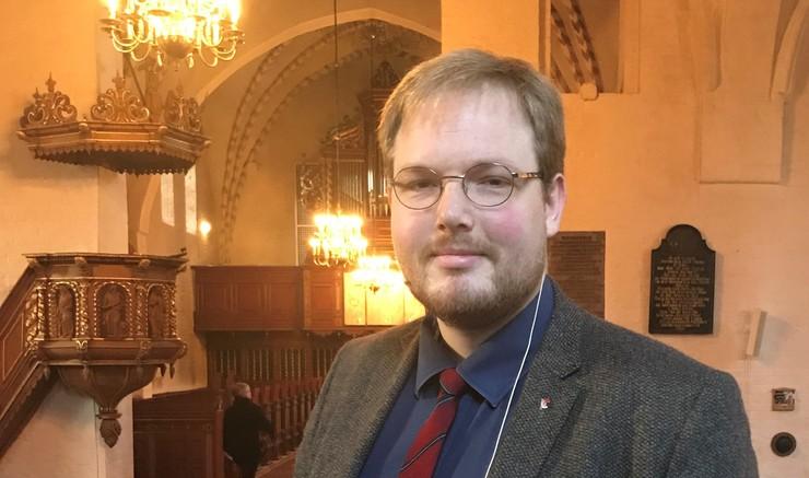 Præst Simon Langerskov Lylov