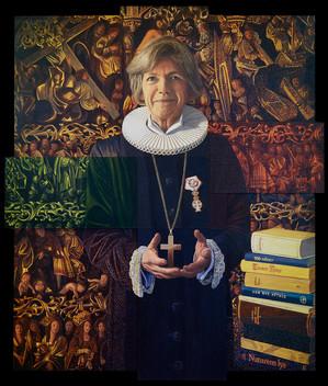 Biskop Tine Lindhardt