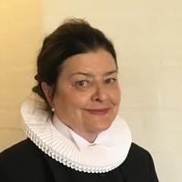 Præst Vibeke Rosendahl Hammerum