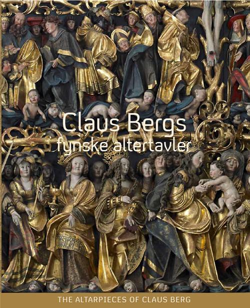Claus Bergs Fynske altertavler - bog