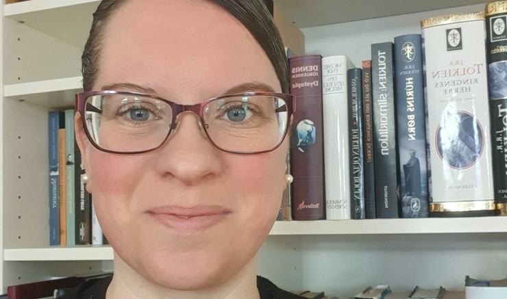 sognepræst Gitte Bærentsen Lorentzen