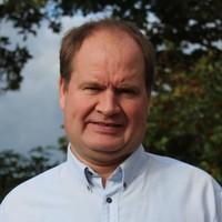 Præst Jens Thue Harild Buelund