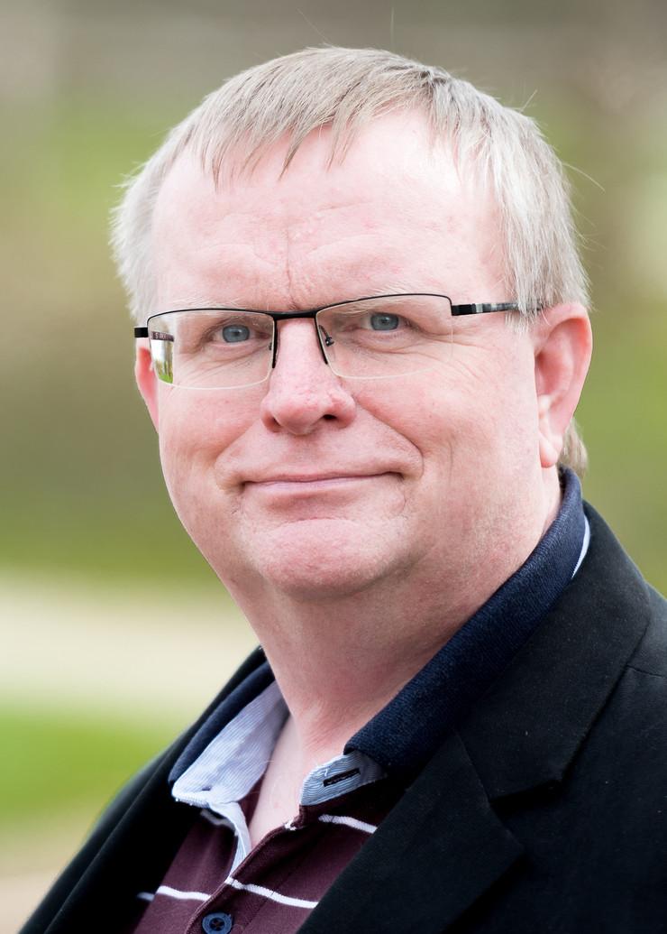 Sognepræst Torkil Jensen