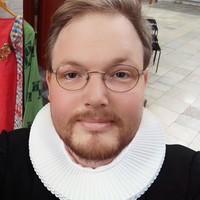 Præst Simon Langeskov Jylov
