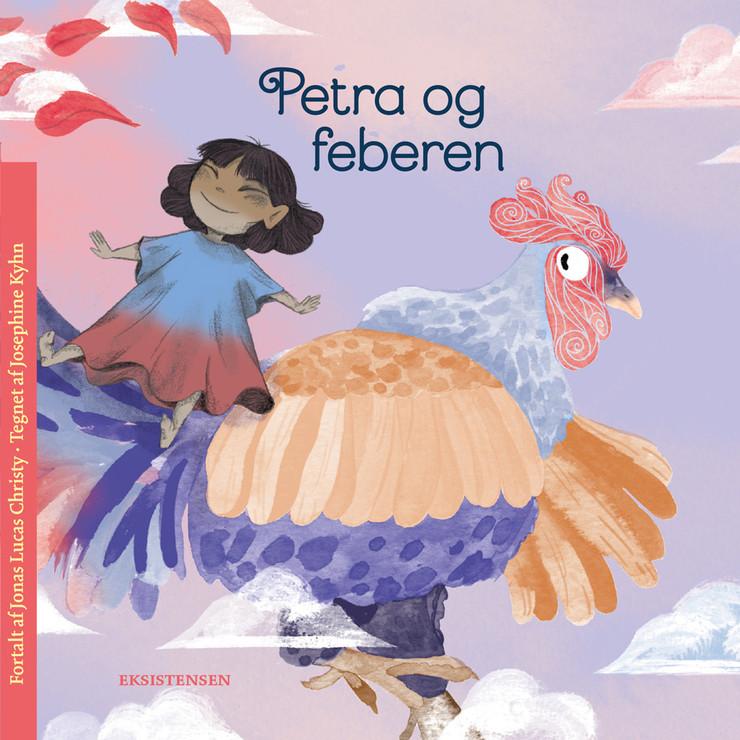 Petra og feberen - bog