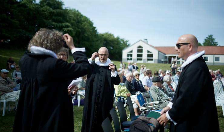 Præster i forsamling