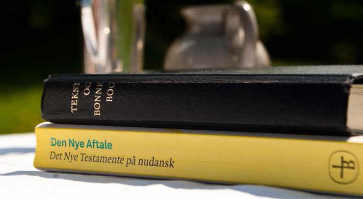 Bog - det nye testamente
