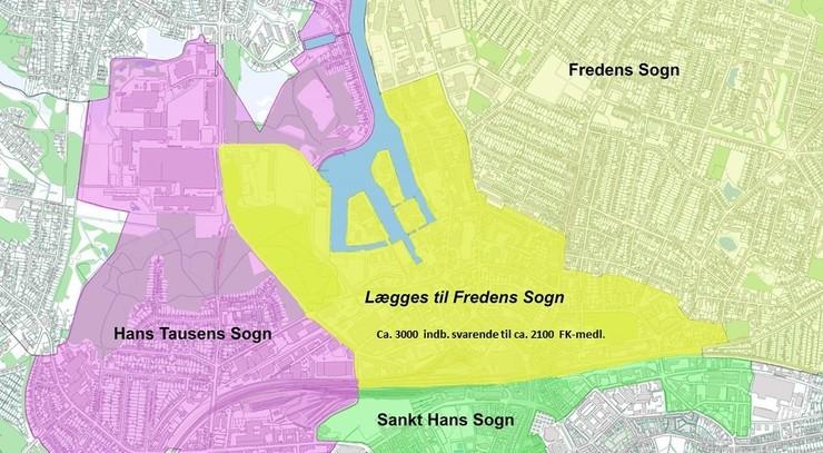 Odense Havn Skal Hore Til Fredens Sogn Fyensstift Dk