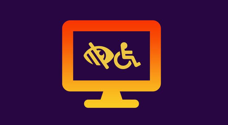 logo om webtilgængelighed