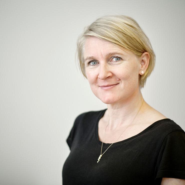 Psykolog og  forsker Dorte Toudal Viftrup