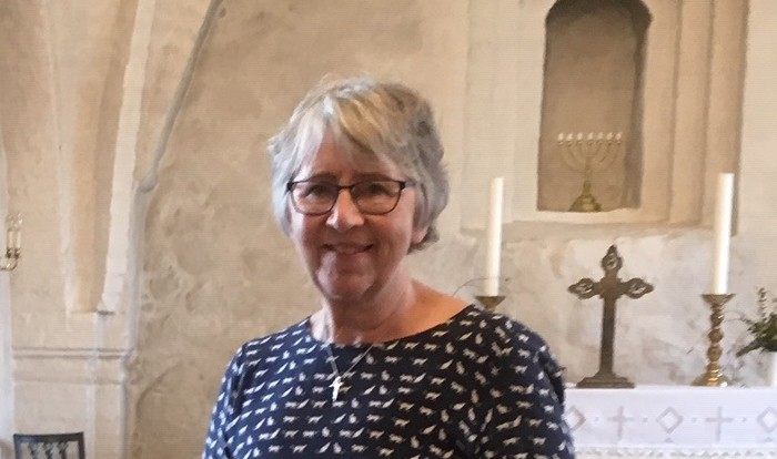 Menighedsrådsformand Else Marie Lund Nielsen