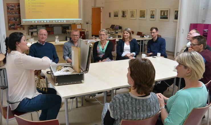 Møde og undervisning
