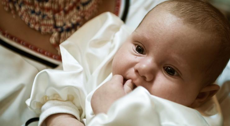 Et dåbsbarn