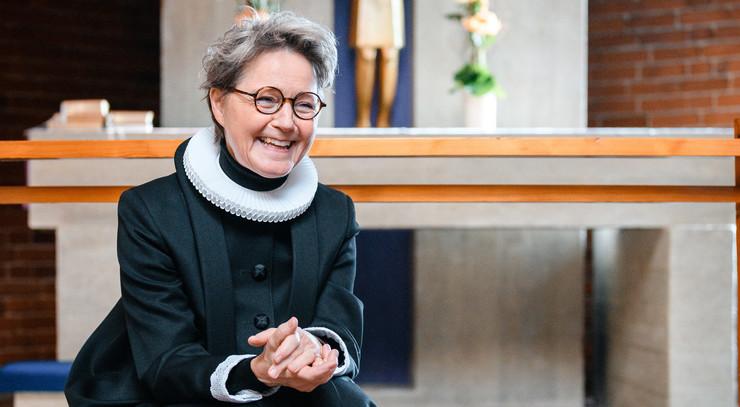 Sognepræst Nanne Mølhave