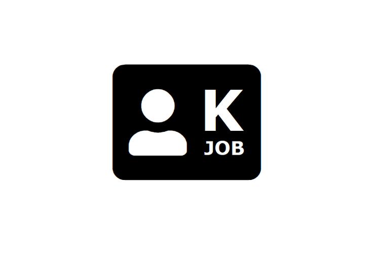 Ansæt en k-medarbejder - ikon