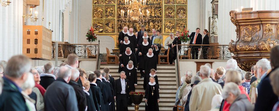 Præster i samling