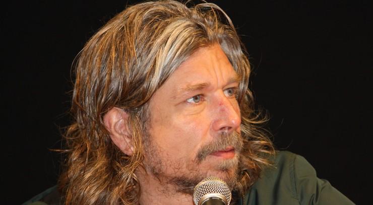 Forfatter Karl Ove Knausgård