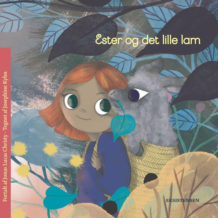 Ester og de lille lam - bog